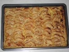 Apfel Blech Kuchen Zack Zack Ein Einfacher Und Schneller Sonntags