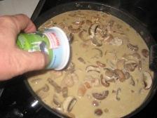 geschnetzeltes mit champignons sahne
